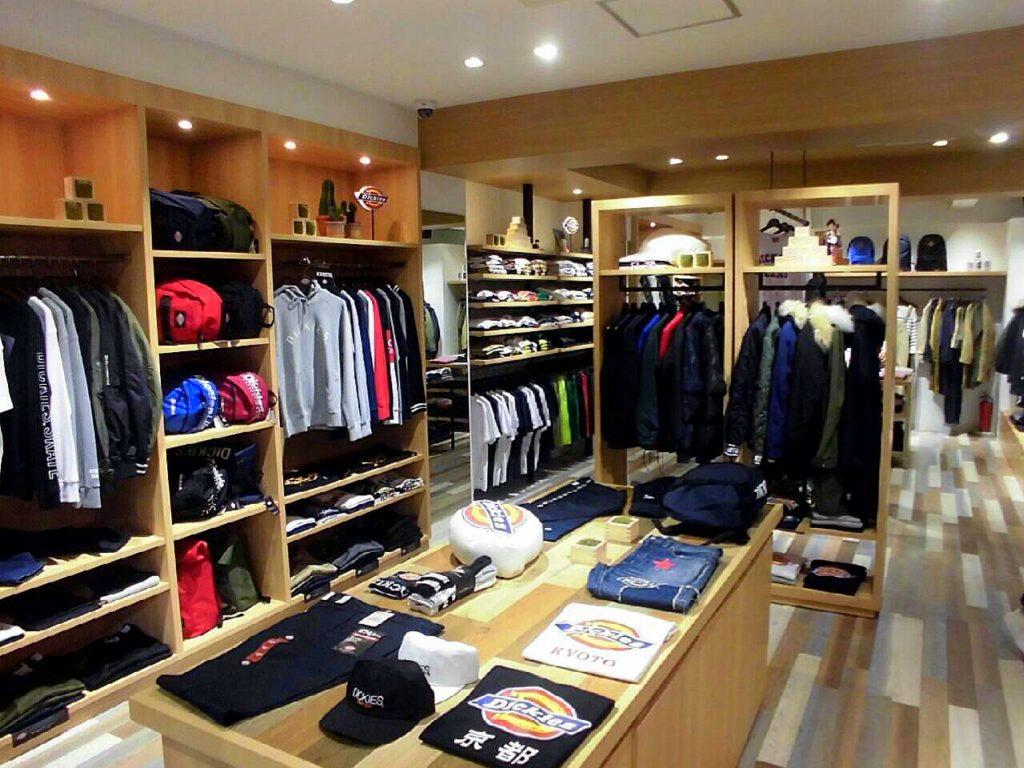 【ディッキーズ】店舗最高!ネットショップには無い、直営店の魅力が素晴らしい。
