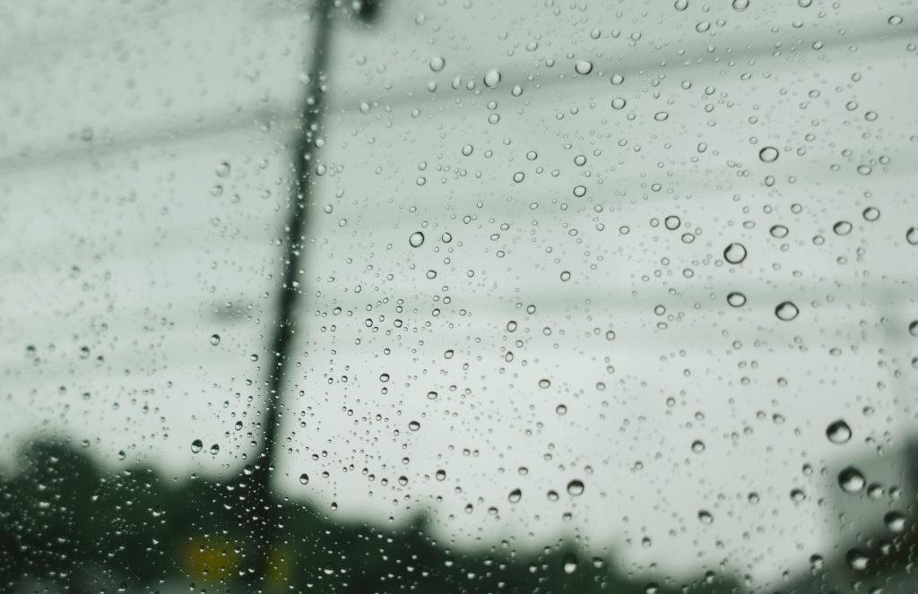 「梅雨」のような雨が続いている2017年10月の四国です…