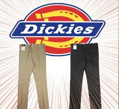 【ディッキーズの種類は?】WD874など日本企画のワークパンツ特集!