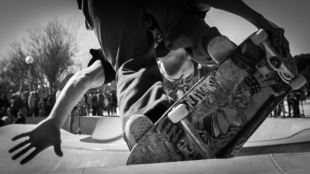 ディッキーズスケート