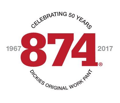 超豪華!ディッキーズ874の誕生50周年記念スペシャルミュージックビデオ公開!!