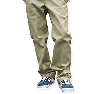 ディッキーズ874のロールアップなど、長い裾を何とかする3つの方法をご紹介!