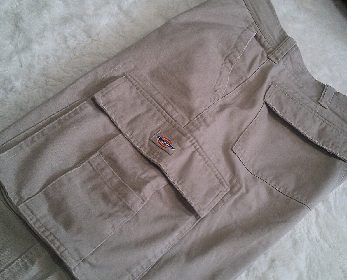 ディッキーズ ポケット