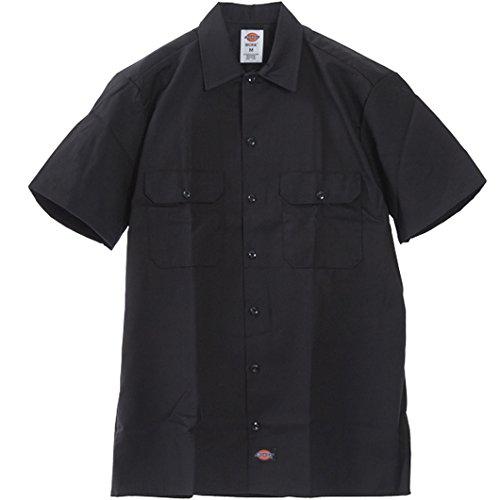 ディッキーズ 半袖ワークシャツ