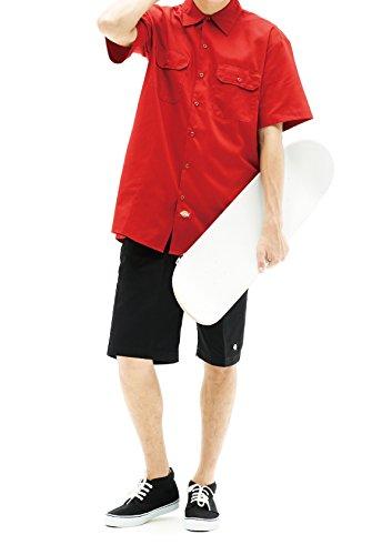ディッキーズ半袖ワークシャツ