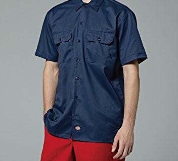 ディッキーズの半袖ワークシャツ「1574」とは?特徴やサイズ感などをご紹介