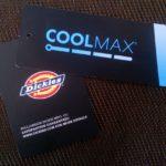 【ディッキーズCOOLMAX】夏を涼しく快適に!クールマックスシリーズをご紹介!