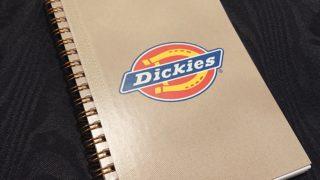 【必見】ディッキーズ購入特典、ノベルティの手帳が最高すぎた!