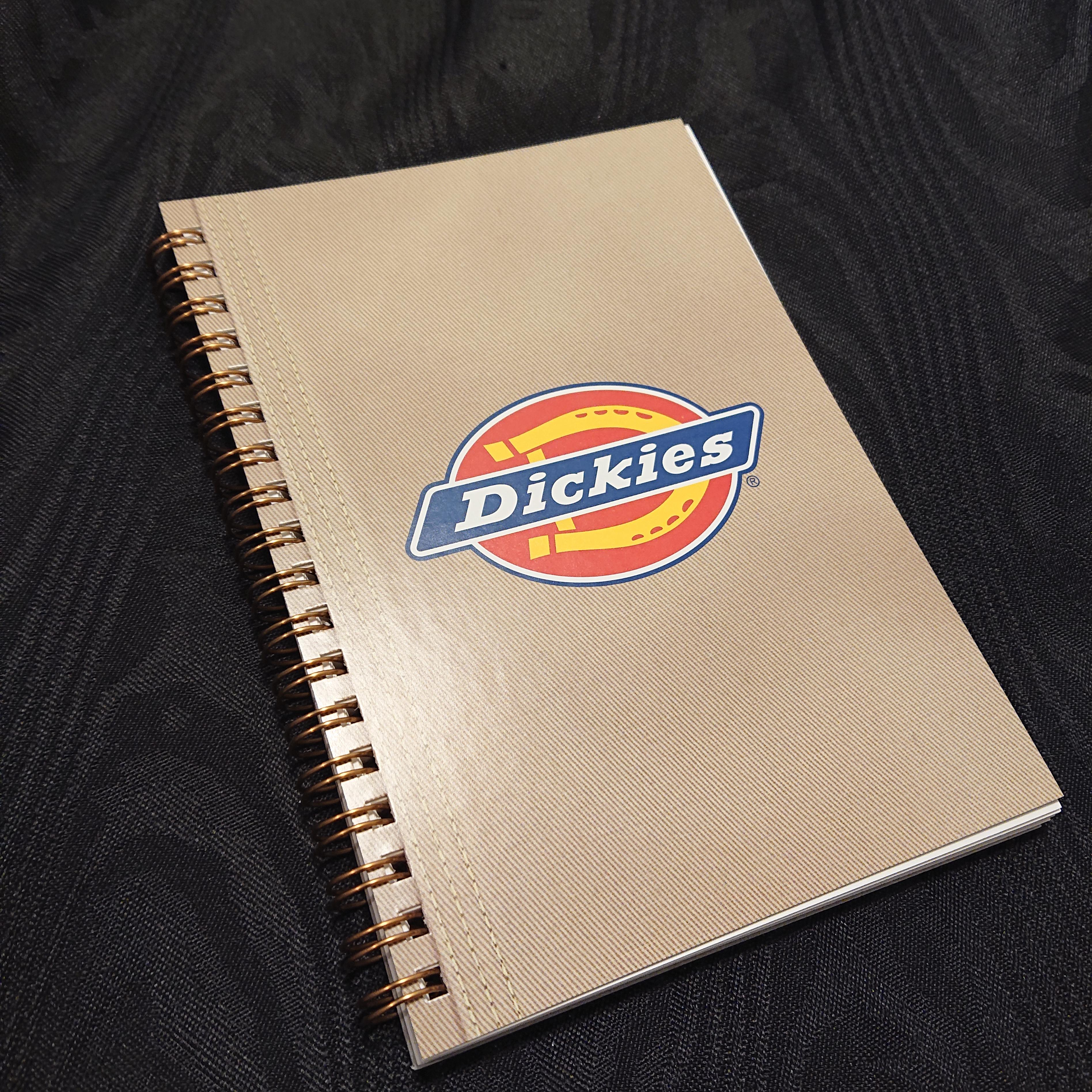 ディッキーズ手帳