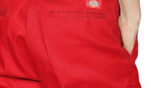 見た目から暖かい!寒い冬は「ディッキーズ874」の暖色がおすすめ!